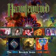 HAWKWIND - THE GWR YEARS 1988-1991 (3CD)
