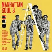 VARIOUS - MANHATTAN SOUL 3