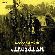 JERUSALEM (UK) - KAMAKAZI MOTH