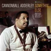 ADDERLEY, CANNONBALL - SOMETHIN' ELSE (LELOIR COLLECTION)