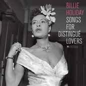 HOLIDAY, BILLIE - SONGS FOR DISTINGUÉ LOVERS (LELOIR COLLECTION)