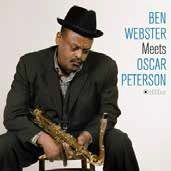 WEBSTER, BEN - MEETS OSCAR PETERSON (LELOIR COLLECTION)