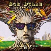 DYLAN, BOB -& FRIENDS- - DECADES LIVE... '61 TO '94 (PD)