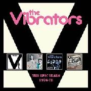 VIBRATORS - EPIC YEARS 1976-78 (4CD)