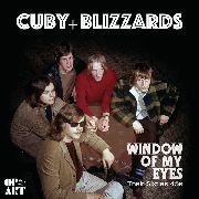 CUBY + BLIZZARDS - (CLEAR) WINDOW OF MY EYES: THEIR SIXTIES 45S (2LP)