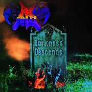 DARK ANGEL - (GOLD) DARKNESS DESCENDS