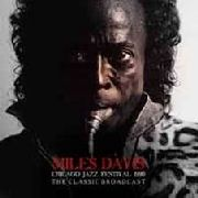 DAVIS, MILES - CHICAGO JAZZ FESTIVAL 1990 (2LP)