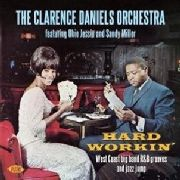 DANIELS, CLARENCE -ORCHESTRA FT. OBIE JESSE & SANDY MILLER- - WEST COAST BIG BAND R&B GROOVES AND JAZZ JUMP