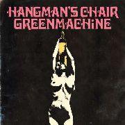 HANGMAN'S CHAIR/GREENMACHINE - SPLIT LP (BLACK)