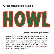 GINSBERG, ALLEN - READS HOWL AND OTHER POEMS