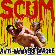 ANTI-NOWHERE LEAGUE - SCUM-DELUXE EDITION (2CD)