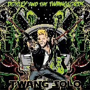 DOYLEY & THE TWANGLORDS - TWANG SOLO (BLACK)