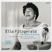 FITZGERALD, ELLA -& NELSON RIDDLE- - ELLA SWINGS BRIGHTLY WITH NELSON/... (2LP)