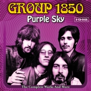 GROUP 1850 - PURPLE SKY: THE COMPLETE WORKS AND MORE (8CD)