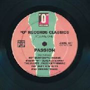 "VARIOUS - ""O"" RECORDS CLASSICS VOLUME 1: PASSION (2CD)"