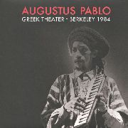 PABLO, AUGUSTUS - GREEK THEATRE - BERKELEY 1984