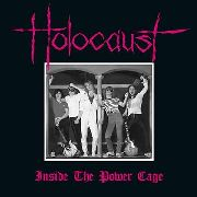 HOLOCAUST - (RED) INSIDE THE POWERCAGE (2LP)
