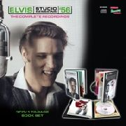 PRESLEY, ELVIS - ELVIS STUDIO SESSIONS'56 (3CD+BOOK)