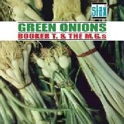 BOOKER T. & THE MG'S - GREEN ONIONS (USA)