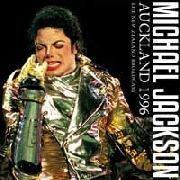 JACKSON, MICHAEL - AUCKLAND 1996 (2LP/BLACK)
