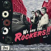 VARIOUS - WE ARE THE... ROCKERS!! VOL. 1