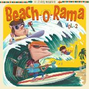 VARIOUS - BEACH-O-RAMA, VOL. 2 (+CD)