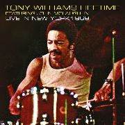 WILLIAMS, TONY -LIFETIME FT. JOHN MCLAUGHLIN- - LIVE IN NEW YORK 1969