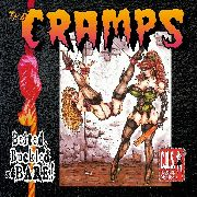 "CRAMPS - BELTED, BUCKLED AND BARE! (10"")"