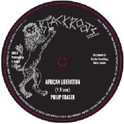 "FRASER, PHILIP - AFRICAN LIBERATION/VERSION (10"")"