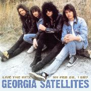 GEORGIA SATELLITES - LIVE AT THE RITZ NY FEB. 22, 1987 (2CD)