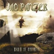JAG PANZER - (BLACK) CHAIN OF COMMAND