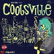 "VARIOUS - COOLSVILLE, VOL. 1  (10"")"