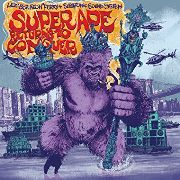 PERRY, LEE -& SUBATOMIC SOUND SYSTEM- - SUPER APE RETURNS TO CONQUER (+CD)