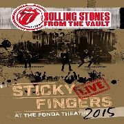 ROLLING STONES - STICKY FINGERS: LIVE... (3LP+DVD)