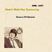 D'ADDARIO, RONNIE - DON'T WAIT FOR YESTERDAY 1986-2007 (3CD)