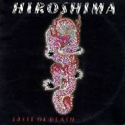 HIROSHIMA - TASTE OF DEATH (RED)