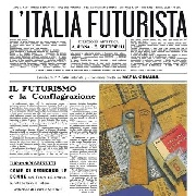 MARINETTI, F.T. - FUTURISM ON THE GRAMOPHONE (2LP)