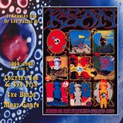 COUNTRY JOE & THE FISH/BYRDS/MOBY GRAPE - IT CRAWLED OUT OF THE VAULTS OF KSAN 1966-1968...