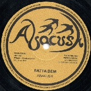 ABACUSH - BATTA DEM/ROCK ATTACK
