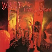 W.A.S.P. - LIVE... IN THE RAW (2LP)
