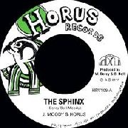 MOODY, J -& HORUS- - SPHINX/TERRIFYING ONE