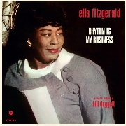 FITZGERALD, ELLA - RHYTHM IS MY BUSINESS