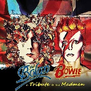 VARIOUS - MARC BOLAN/DAVID BOWIE: A TRIBUTE TO THE MADMEN (3