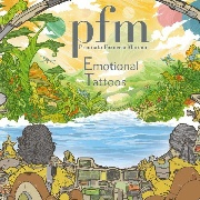 PREMIATA FORNERIA MARCONI - EMOTIONAL TATTOOS (2LP+2CD)
