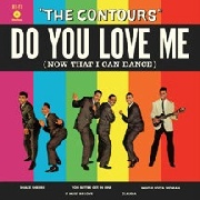 CONTOURS - DO YOU LOVE ME (NOW THAT I CAN DANCE)