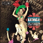 "VARIOUS - KATANGA! (EXOTIC BLUES & RHYTHM, VOL. 1) (10"")"