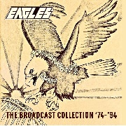 EAGLES - BROADCAST COLLECTION '74-'94 (7CD)