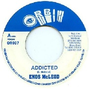 MCLEOD, ENOS - ADDICTED/ADDICTION
