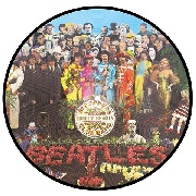 BEATLES - SGT. PEPPER'S LONELY HEARTS CLUB BAND (PD)