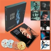 ALLISON, LUTHER - A LEGEND NEVER DIES (10LP/4DVD)